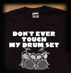 my drum set t shirt farrell step brothers drums drummer music