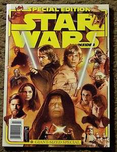 STAR WARS Insider SPECIAL EDITION Magazine DARTH VADER 2011 Issue BEST
