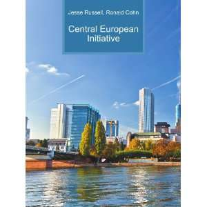 Central opean Initiative Ronald Cohn Jesse Russell Books