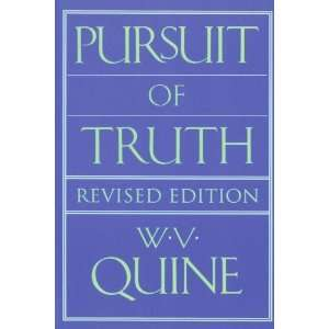 Quine, W. V. published by Harvard University Press  Default  Books