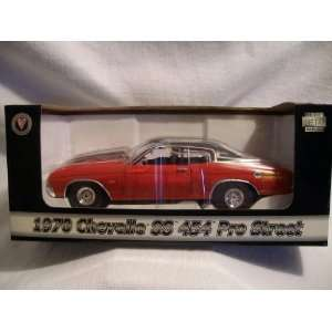 1970 Chevelle SS454 Pro Street Toys & Games