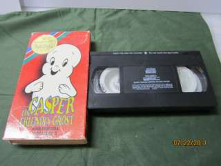 Casper the Friendly Ghost and Friends Volume 2 VHS