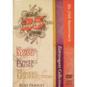Collection(audio Cds and Dvd) (RESURRECTION): ROD PARSLEY: Books
