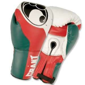Grant Quick Lace Boxing Gloves:  Sports & Outdoors