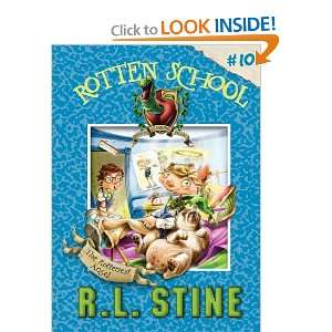 Angel (Rotten School) (9781599618340): R. L. Stine, Trip Park: Books