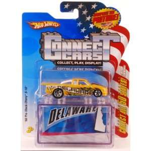 Hot Wheels Connect Cars Delaware 98 Pro Shock Chevy S 10