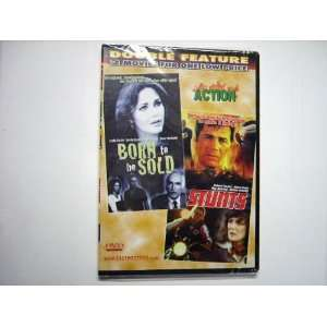 BORN TO BE SOLD/STUNTS   DOUBLE FEATURE DVD: Everything