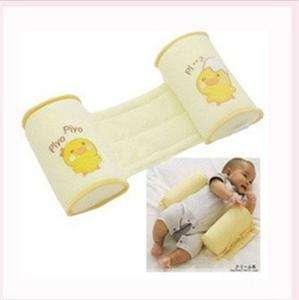 Baby Infant Newborn Anti Roll Pillow Sleep Positioner