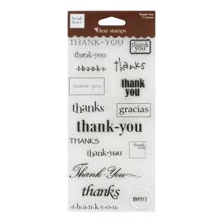 Heidi Grace Designs Assorted Craft Clear Stamps 020335030763