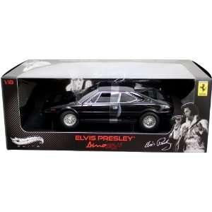 FERRARI DINO 308 GT4 Elvis Presley Diecast Model Car by