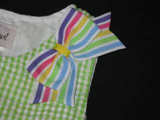NEW 2 pc BEACH UMBRELLA Dress Girls Clothes 6 9m Summer Spring