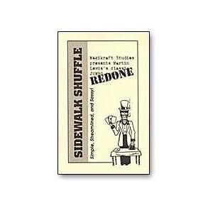 Sidewalk Shuffle  JUMBO  Card / Parlor Magic Trick Toys & Games