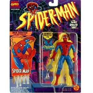Comics Spider man From Animated Series with Shooter Toys & Games
