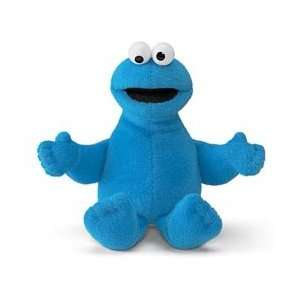Sesame Street Cookie Monster Beans Plush Doll 9