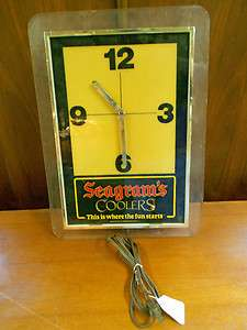 Vintage spartus cat electric wall clock moving eyes runs for Electric moving wall pictures