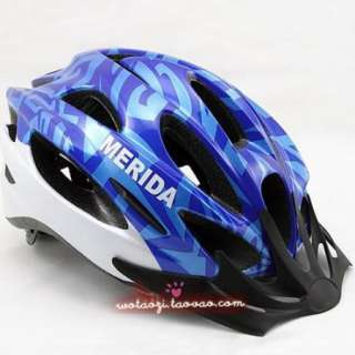 New 2011 Bicycle Adult Mens Bike Helmet For MERIDA