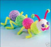 FLOAM Creepy Crawly Craft Project   36 pack