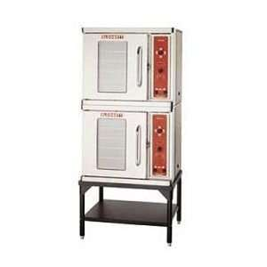 Blodgett CTB DOUBLE Electric Convection Oven  208 Volt