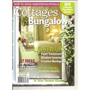 Ideas for instant curb appeal on a budget, May 2010) Various Books
