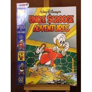 Walt Disneys Uncle Scrooge Adventures Uncle Scrooge McDuck