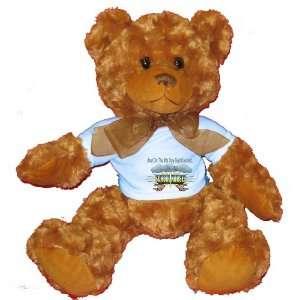 And On The 8th Day God Created SCHOOL NURSES Plush Teddy