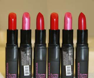 MUST HAVE COLORS OF LIPSTICK, PINK , RED , and Holiday RED