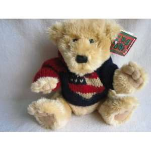 Dan Dee Soft Expressions Plush Teddy Bear with Heart