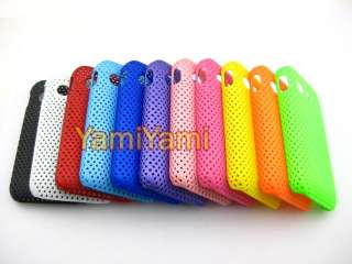 Plastic Skin Protector For Samsung Galaxy Y S5360 Hole Cover Case