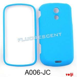 For Samsung Epic 4G Galaxy S D700 Neon Light Blue Case Cover