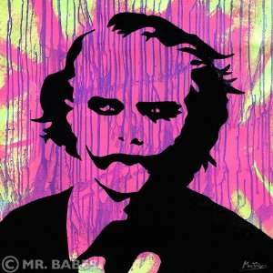 Expressionism Heath Ledger Dark Knight Rises Batman
