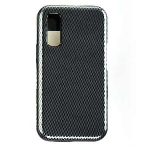 Snap On Protector Case for Samsung S5230 Star   Carbon