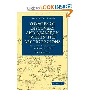 Collection   Polar Exploration) (9781108031134) John Barrow Books
