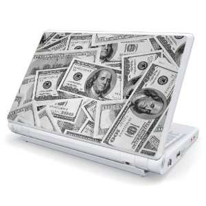 The Benjamins Design Skin Cover Decal Sticker for Dell