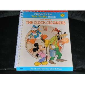 Price Talk to Me Book #5 The Clock Cleaners Fisher Price Books