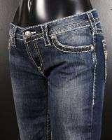 NWT Womens SILVER Jeans AIKO Boot Cut Mid Rise