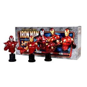 Bowen Iron Man Bust Toys & Games