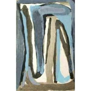 Mason Putman No. 315 by Bram van Velde, 15x22 Home & Kitchen