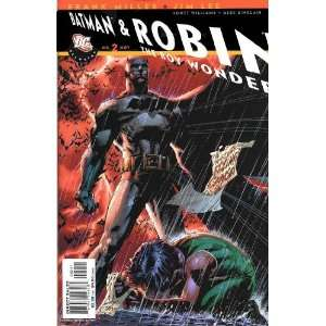 All Star Batman & Robin, the Boy Wonder (2005) #2 A  Books