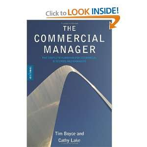Directors and Managers (9781854183583) Tim Boyce, Cathy Lake Books