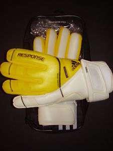 Adidas Response Pro White/Yellow Size 7