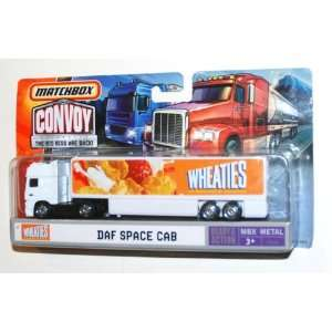 Big Rig, DAF Space Cab, Die Cas 164 Scale (1 Each) oys & Games