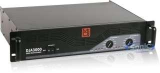 Mr DJ DJA3000 Professional Stereo Power Pro Audio Amplifier/Amp