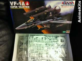 Hasegawa Robotech Macross VF 1A Super Valkyrie 1/72 Plastic Model Kit