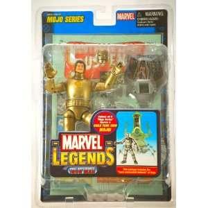 2006   Toy Biz   Marvel Legends   Mojo Series   Iron Man