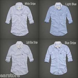 & Fitch Women Jude Classic Shirt Button Down Blouse Top $68