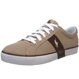 Polo Ralph Lauren Giles Canvas Shoes
