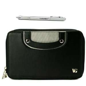 Exclusive  Kindle Fire Tablet Melrose Leather Case