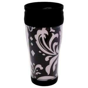 FASHIONABLE Travel Mug Coffee Hot Tea Drink Cup Fabric Insert