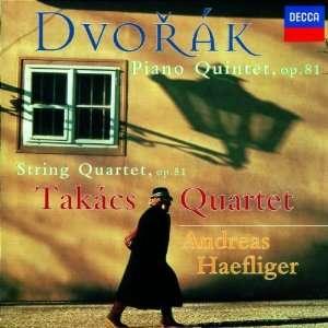 Dvorak Piano Quintet, Op. 81/ String Quartet No. 10, Op