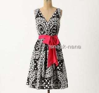 New Anthropologie Quechua Dress Size 4   8   12